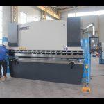 Máquina de dobraxe de folla 125T 6mm, freo hidráulico de prensa WC67Y-125T 3200 para China