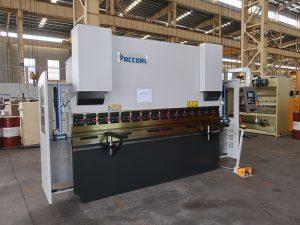 máquina de dobra hidráulica freo de prensa CNC 3 eixes a Malaisia