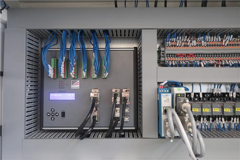 3.Lazersafe PCSS A series Safety PLC