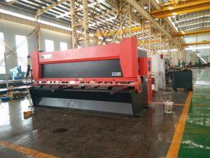 Máquina de corte de guillotina de 3000 mm