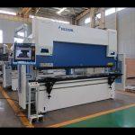 Máquina de freo de prensa de 6 eixes CNC de 100 toneladas x 3200mm