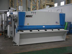 Máquina de corte de placa 6 m