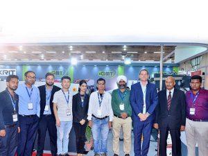 Accurl participou na Exposición India en 2016
