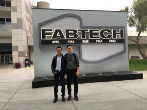 Accurl participou no Salón de máquinas de Las Vegas nos Estados Unidos en 2016