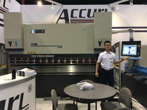 Accurl participou na Exposición Americana en 2017