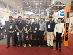 Delegación de Dubai Visite a nosa exposición