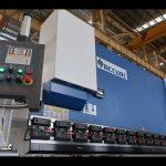 Máquina de dobra de tarxeta de freo hidráulico MB7 100T 3200mm