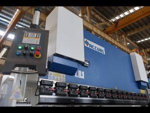 Freo de prensa hidráulica MB7-100Tx3200mm con sistema lazersafe de defensa e ELGO P40 NC