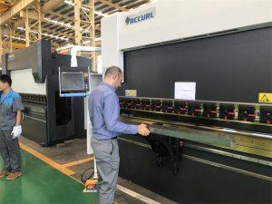 Irán Client Testing Machine na nosa fábrica 3