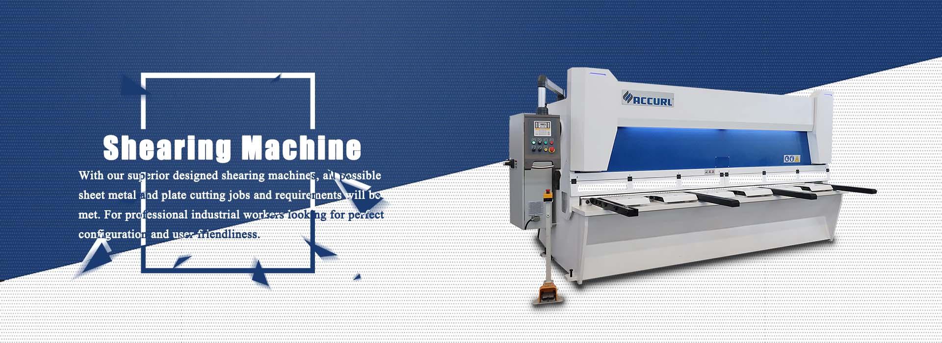 Banner da máquina de corte