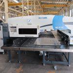 Máquina de perforación hidráulica MAX-SF-30T Máquina de perforación de máquina CNC cnc fanucadora con maquinaria de fabricación de máquinas amada