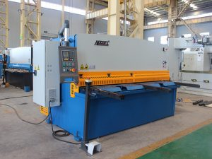 máquina automática de corte de ferro