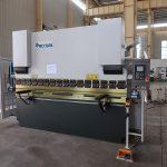 máquina de dobra automática de aceiro para tarxeta de ferro prezo de freo de prensa de chapa hidráulica