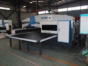 prensa de perforación hidráulica cnc