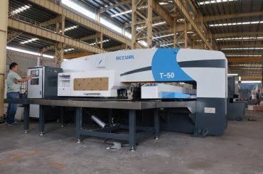 prensa punzonadora hidráulica CNC para máquina punzonadora de 30 toneladas CNC