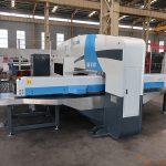 máquina Siemens sistema de perforación da torre CNC, perforación automática do burato, prezo da prensa de perforación CNC