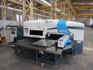 máquina de perforación de torreta cnc, máquina de perforación de burato automático, prezo de prensa de perforación cnc