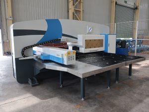ferramenta de prensagem de torreta CNC