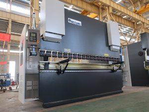 novo estilo estun e21 sistema prensa manual de freo 6 milímetros máquina de dobra de chapa
