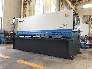 máquina de corte automática hidráulica