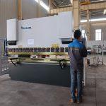promoción WC67Y freo de prensa de chapa hidráulica, máquina de dobra para perfil de aluminio