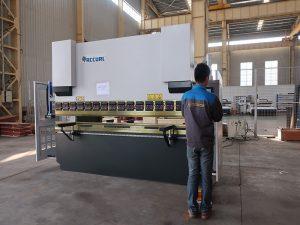 freo hidráulico de prensa wc67y-160 3200