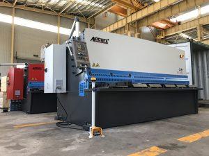 máquina de corte hidráulica 12mm
