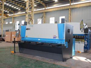 máquina de corte hidráulica qc12y 4x2500
