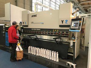 máquina de freo de prensa hidráulica
