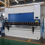 placa de aceiro de 7 eixes 400 toneladas 6000 MM de prensa de freo con dobra de freo con CE e CQC