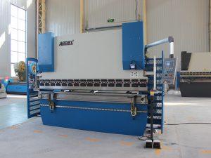 con freo de prensa hidráulica Wc67 E200