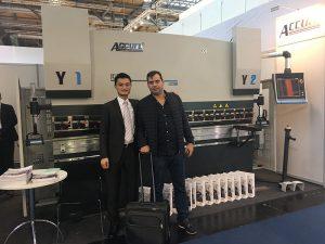 boa calidade mellor prezo pequenos novos freios de prensa para a venda en China