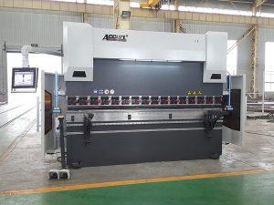 freo hidráulico Wc67K 160t 3200 máquina de dobra para venda