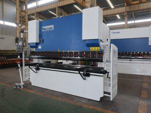 Freno de prensa hidráulico 40ton 2200 con envío de control numérico E21S a Phillipine