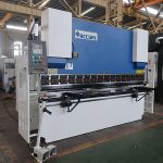 alta calidade hidráulica cnc prensa máquina de freo estun e20 e21 controlador con bo prezo e CE