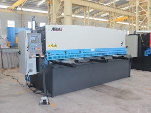máquina de corte hidráulica de alta calidade con guillotina hidráulica