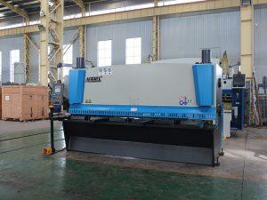 máquina de corte hidráulica qc12y 4x3200