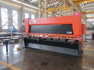 máquina de corte hidráulica qc12y-6x3200