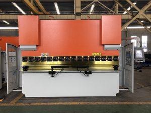Freo de prensa CNC hidráulico Wc67K-160t de 3200mm, freo de prensa para venda, freno pequeno de prensa con da41
