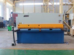 máquina de corte de chapa de aceiro