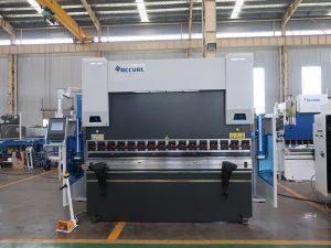 prezo de fábrica por xunto láminas personalizadas CNC freo hidráulico de prensa